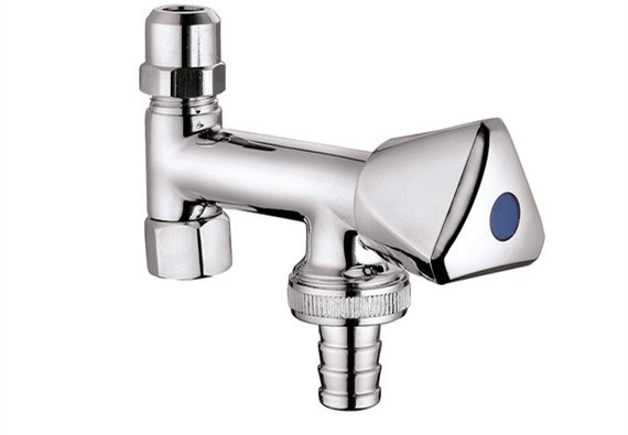 2 in 1 angle Valves