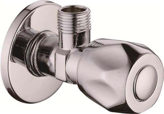 Ceramic angle valve