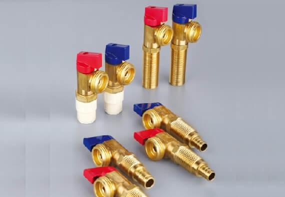 Ice maker box valve