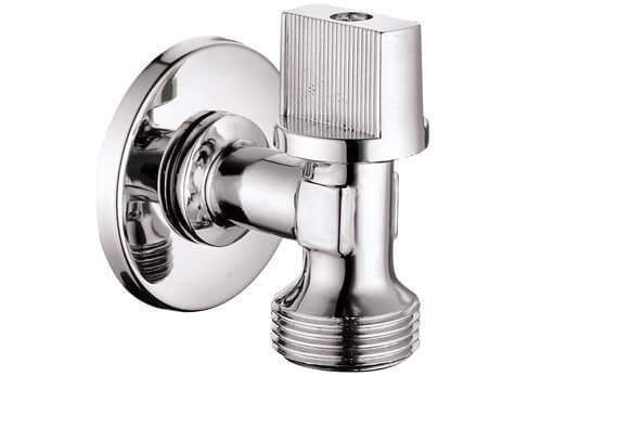 ¼ turn angle stop valve
