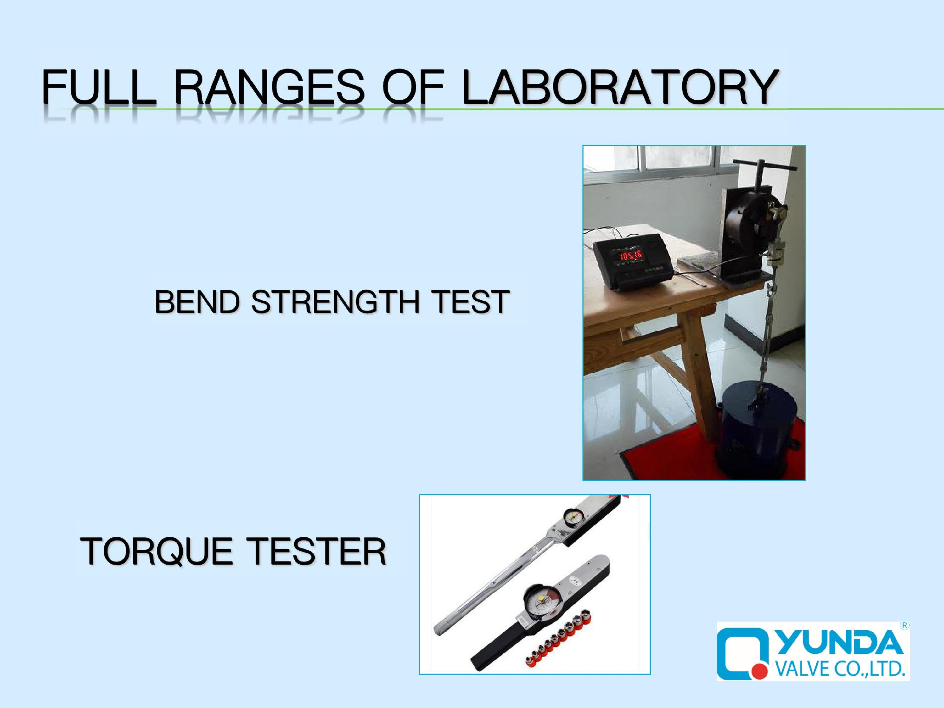 YUNDA Angle Valve and FIttings Lab & Test Equipments2