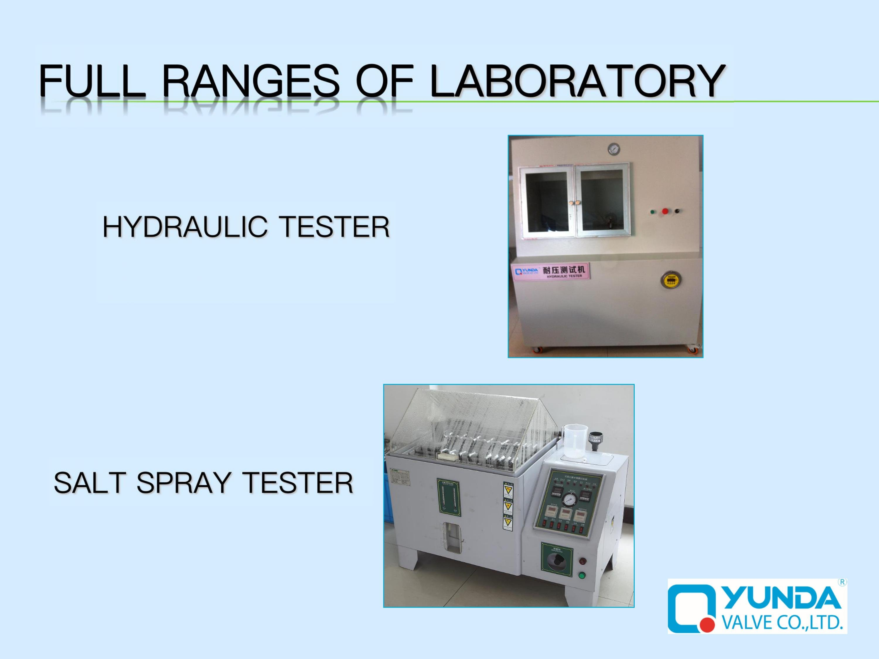 YUNDA Angle Valve and FIttings Lab & Test Equipments3