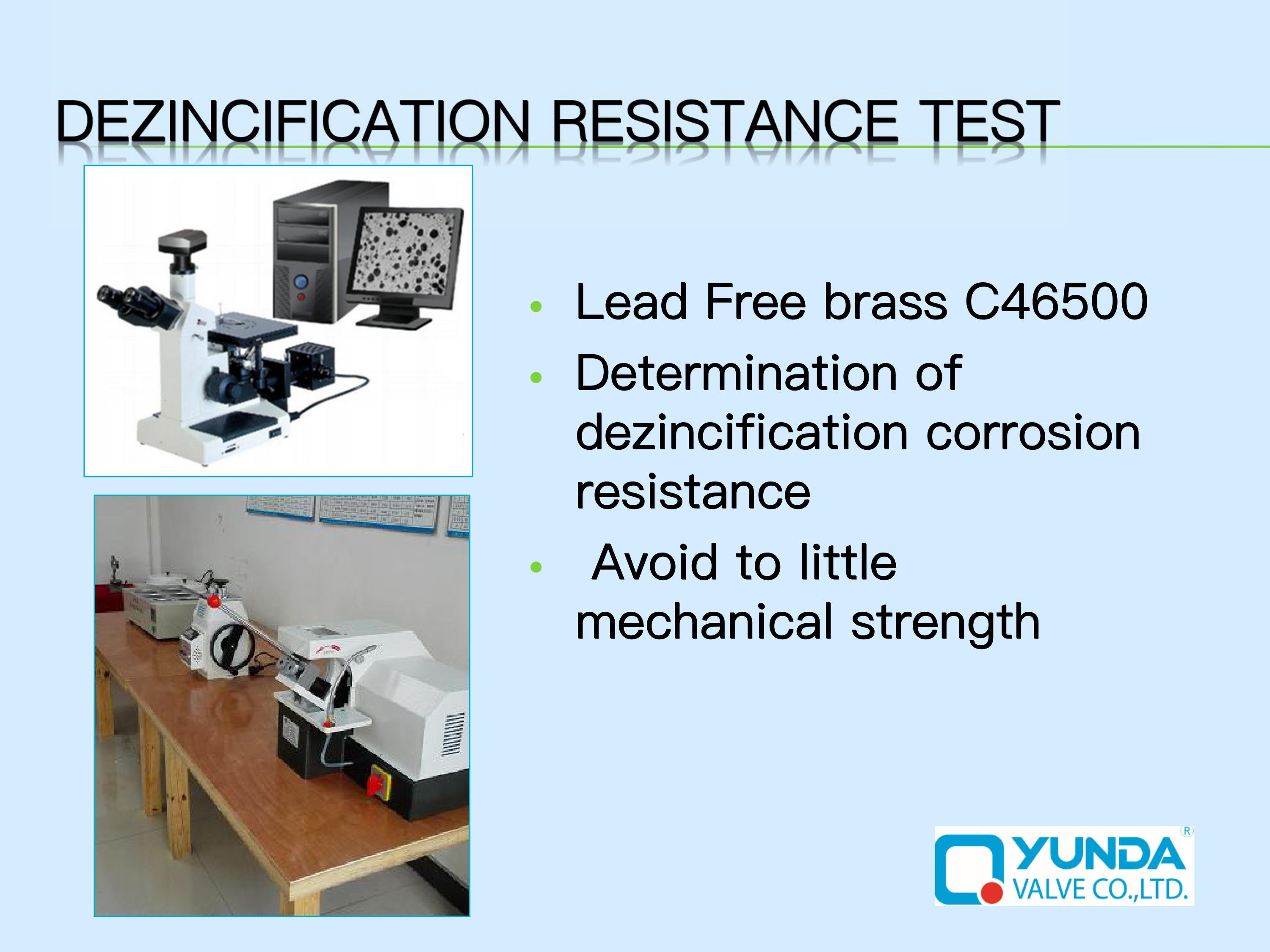 YUNDA Angle Valve and FIttings Lab & Test Equipments4