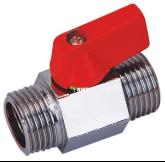 chrome ball valve