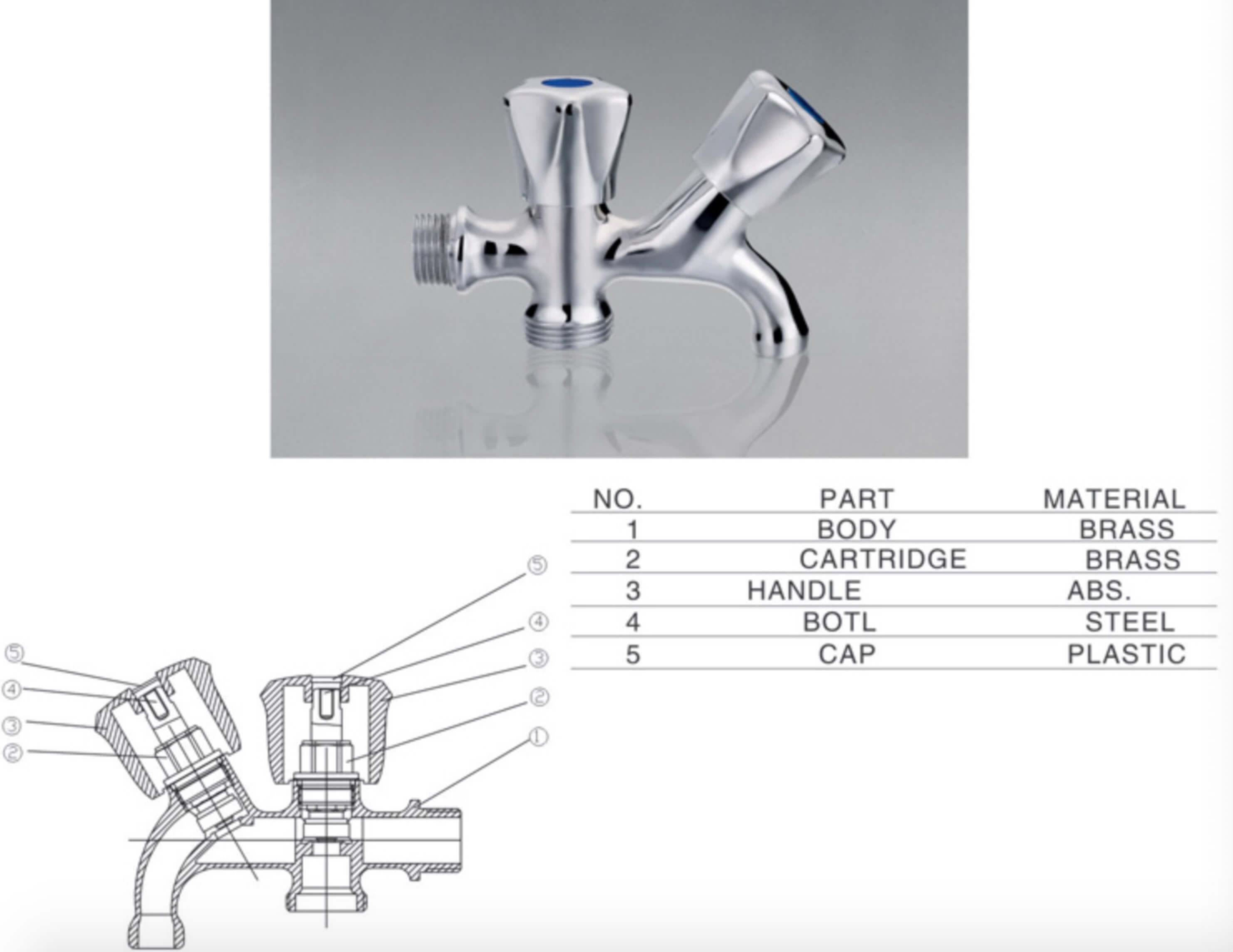 washing machine valves