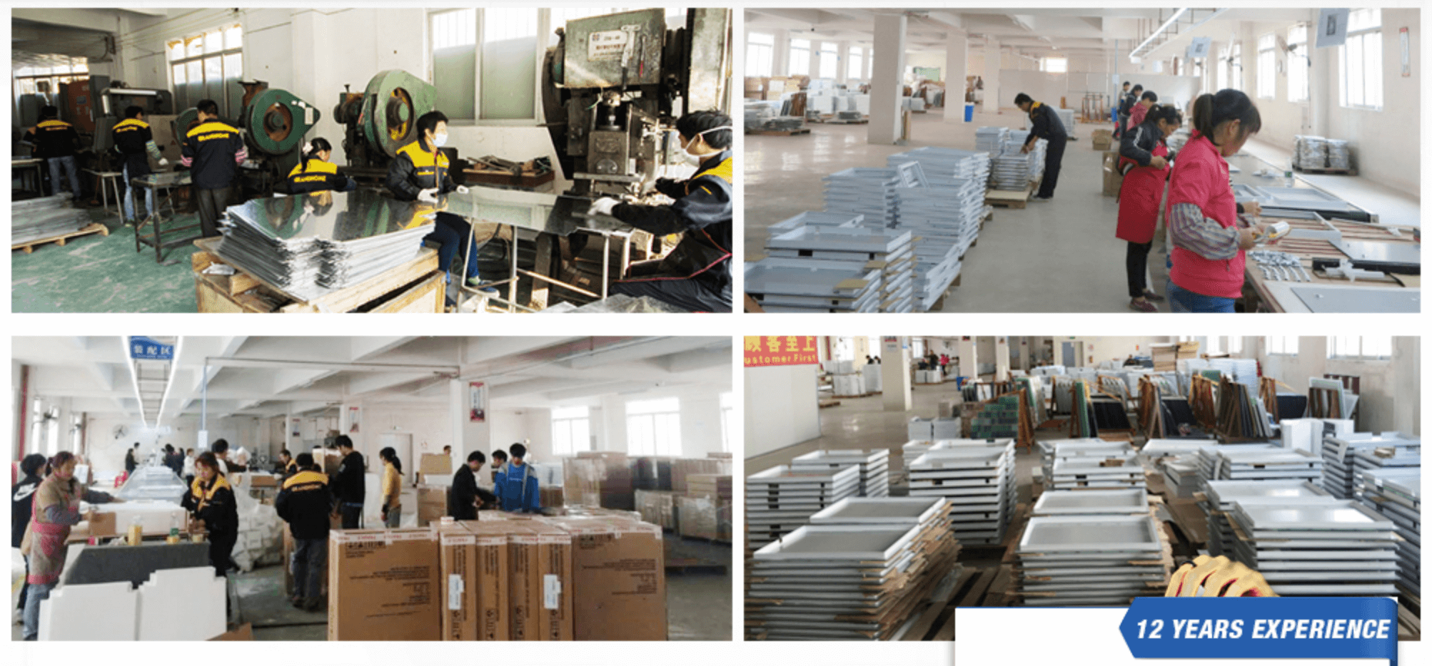Wall Mirror Manufacturer package