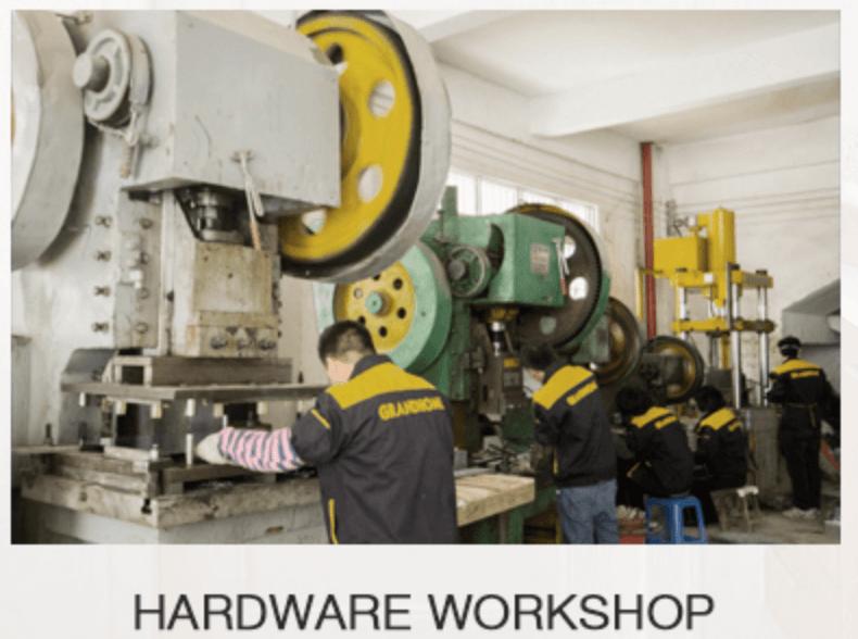 Custom Mirror Manufacturers workshop