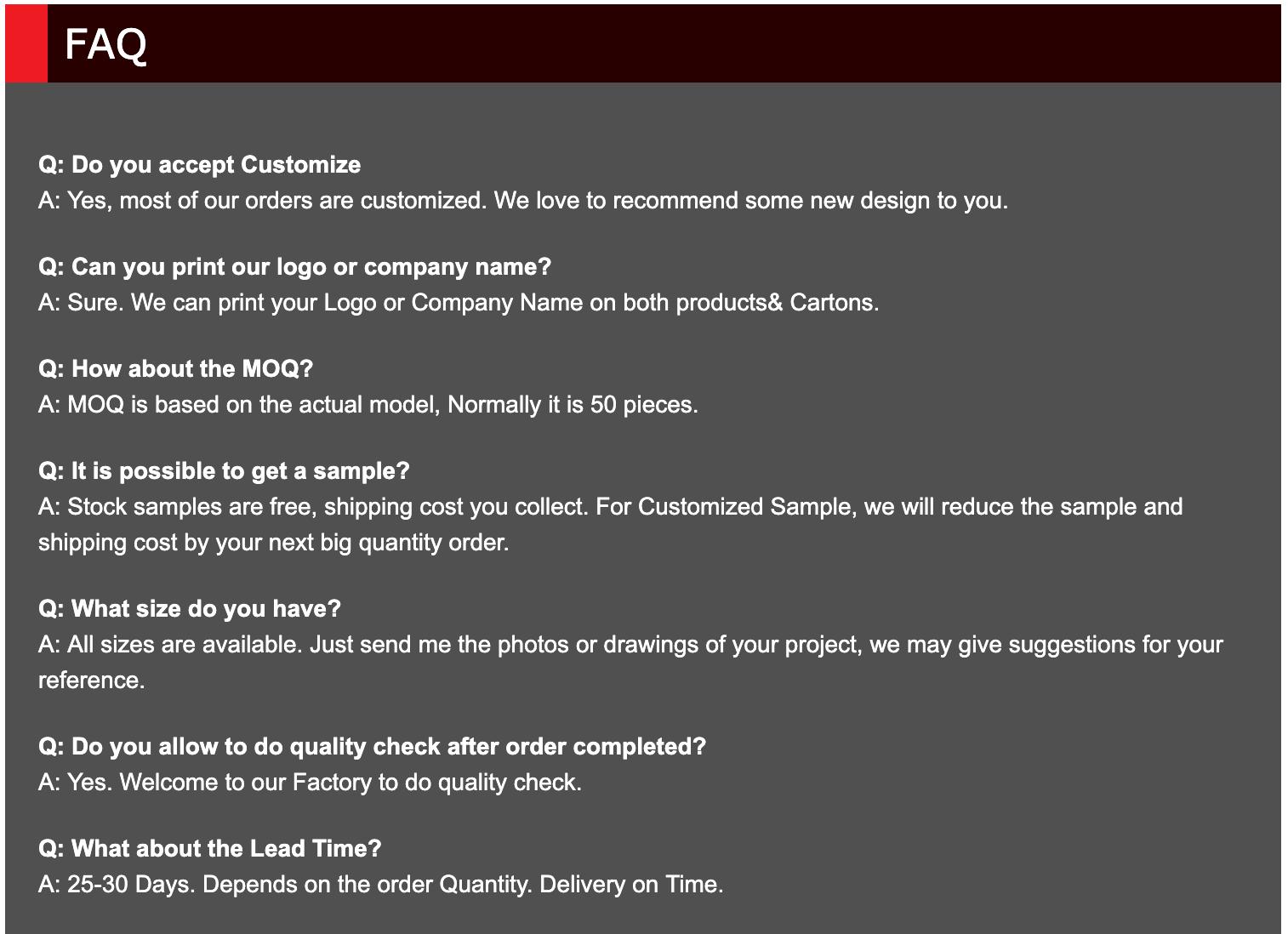 Framed Mirror Manufacturers FAQ