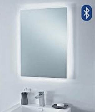 LED Bluetooth bathroom mirrors