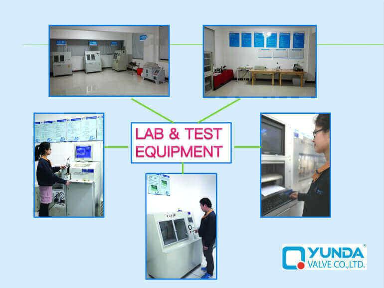 Brass Ball Valve Manufacturer lab