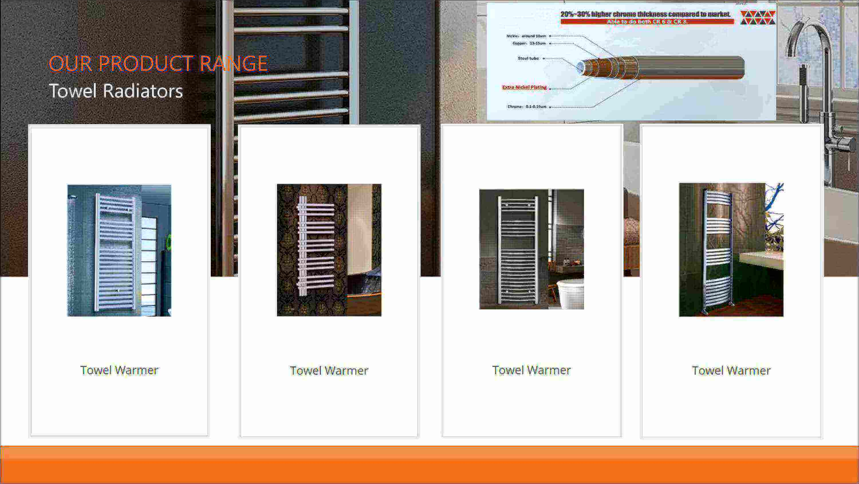 towel radiator manufacturers