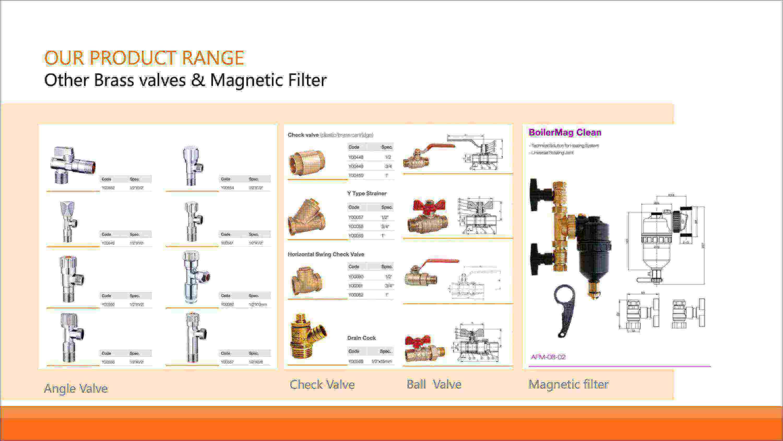 towel radiator manufacturers ball valve