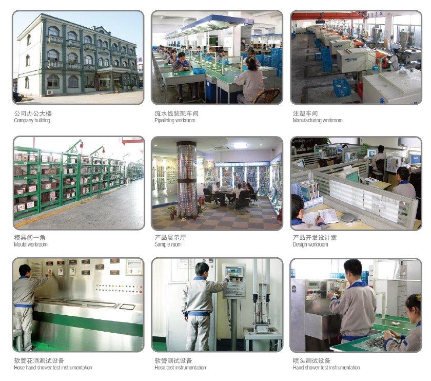 shower head manufacturers
