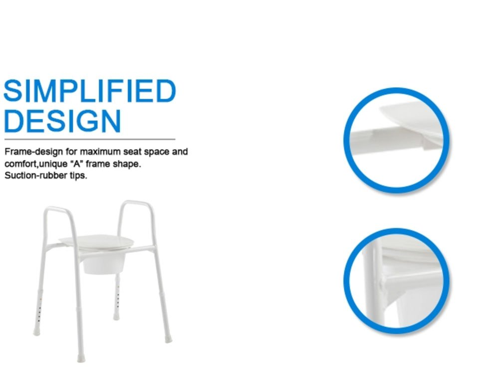 Commode Chair Manufacturer