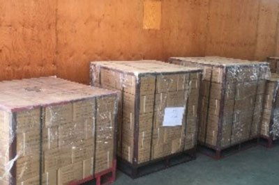 ppsu fittings pallets