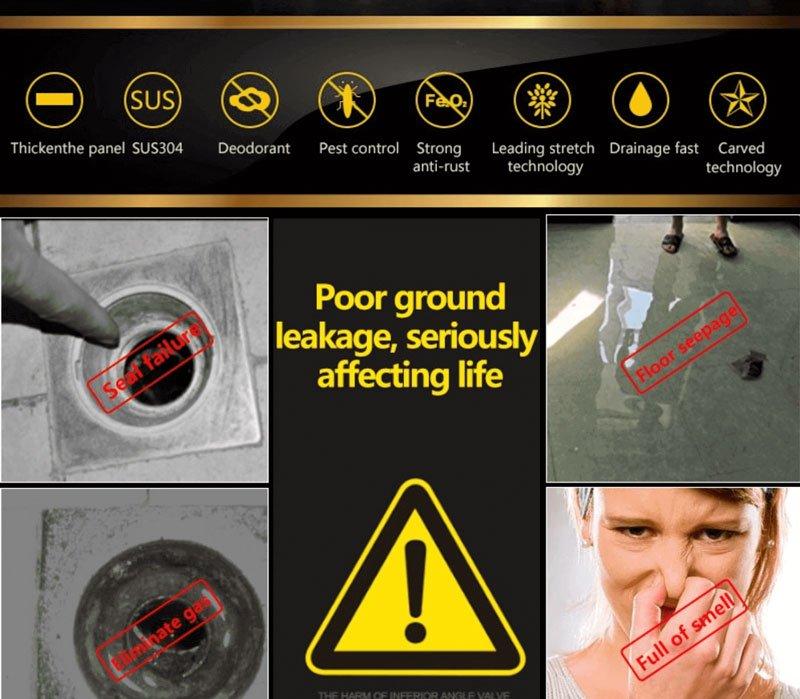 Floor drain manufacturer
