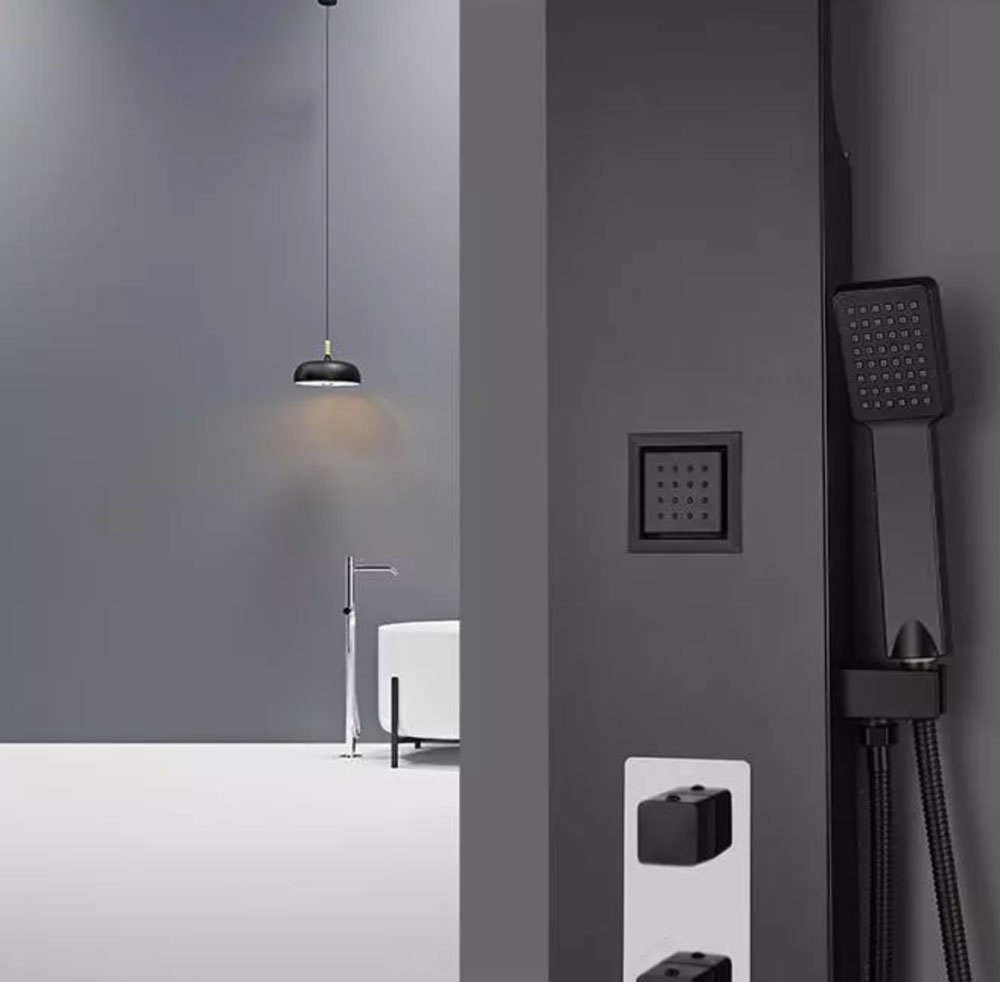 shower panel manufacturers