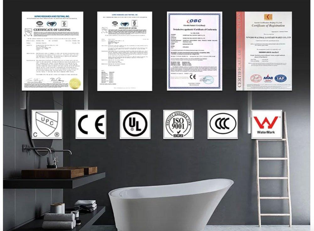 frameless shower enclosure manufacturer
