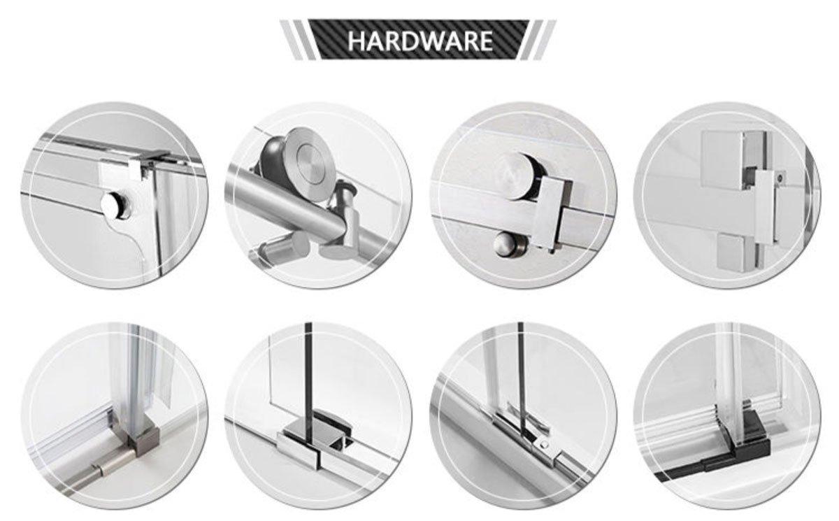 Glass Shower Doors Manufacturers