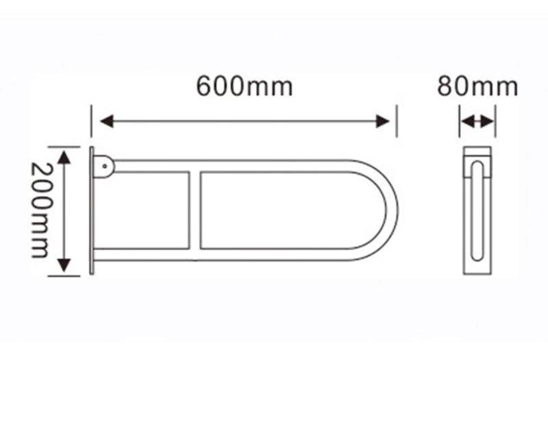 toilet grab bars