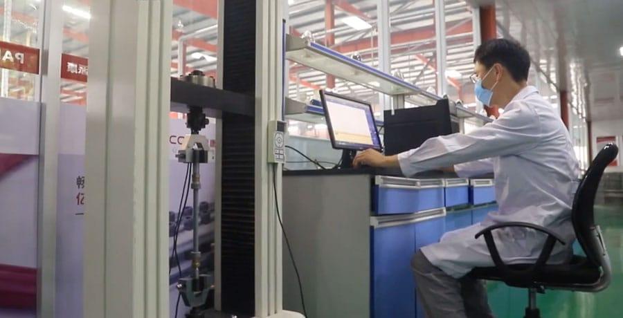 ppr pipe manufacturer testing