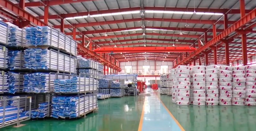 ppr pipe manufacturer warehouse