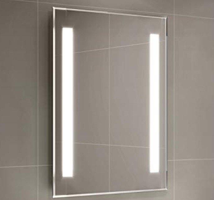 LED Bluetooth Bathroom Mirror
