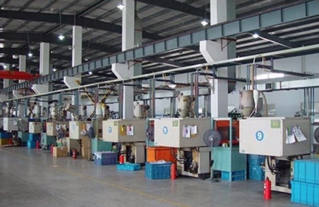 shower head manufacturers workshop