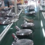 shower head manufacturers assembly line