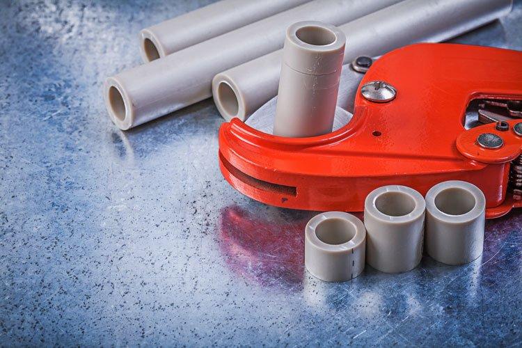 PEX pipe cutters