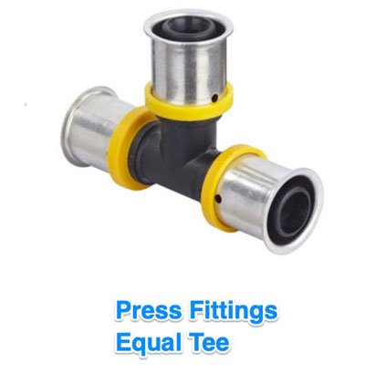 pex press fittings