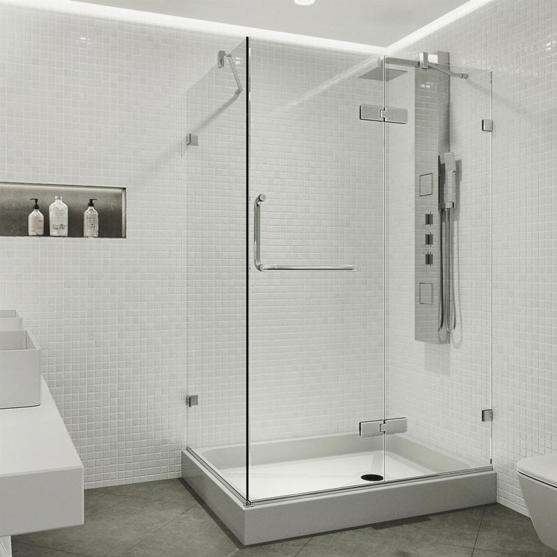 frameless glass shower doors manufacturers