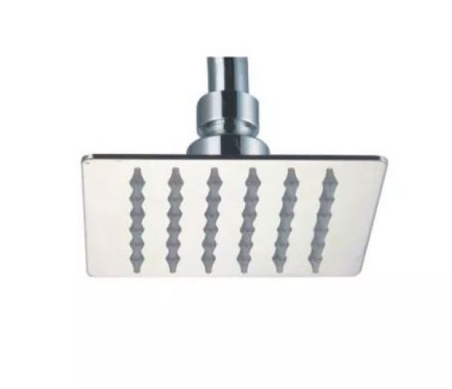 Stainless steel rainfall shower head suppliers